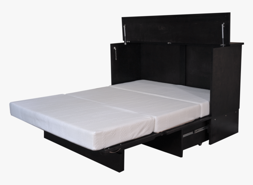 Stanley Cabinet Bed Grey - Cabinet Bed Png, Transparent Png, Free Download