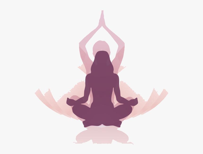Zen Yoga Meditation Icon Follow Up Art Of Living Hd Png Download Kindpng