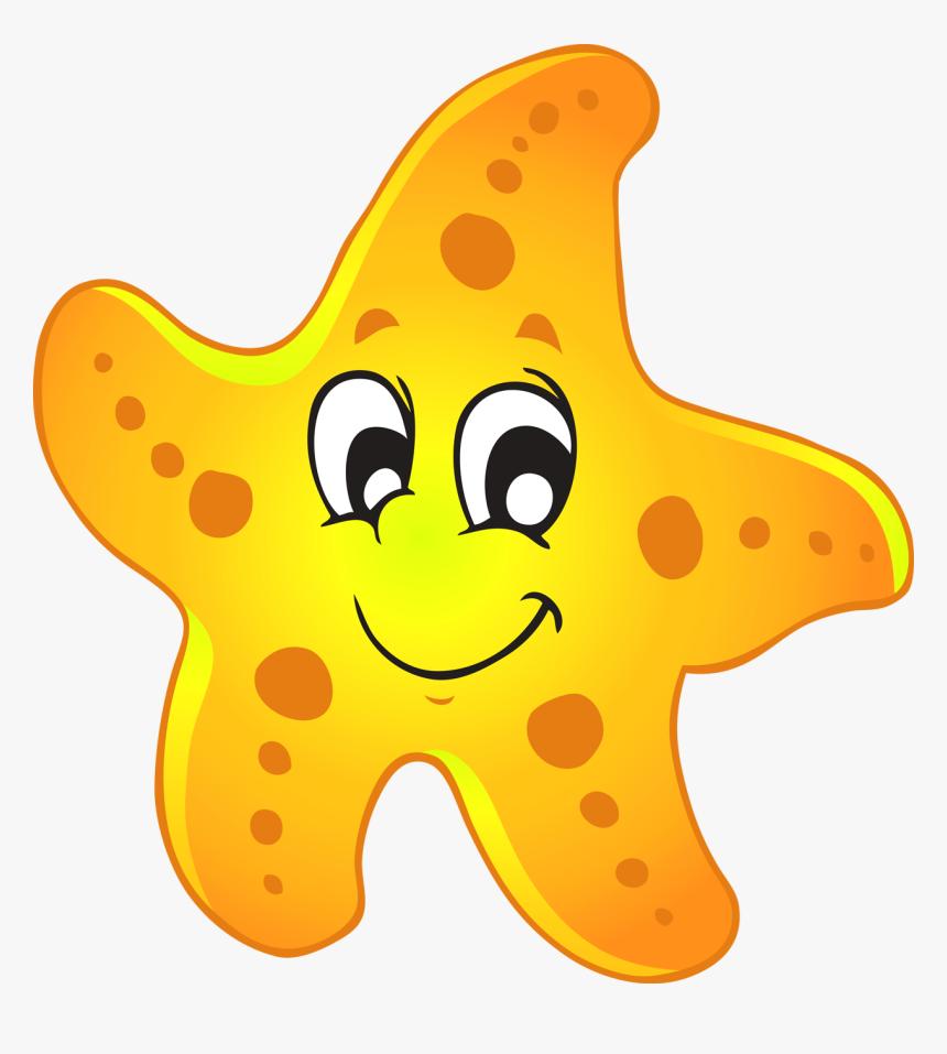 Starfish Silhouette Png -starfish Clip Art Transprent ...