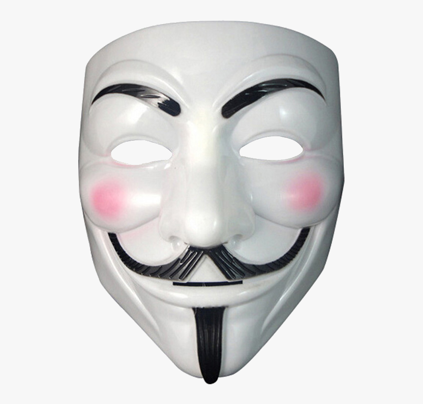 Anonymous Mask Free Png Transparent Images Free Download - Anonymous Hacker Mask Png, Png Download, Free Download