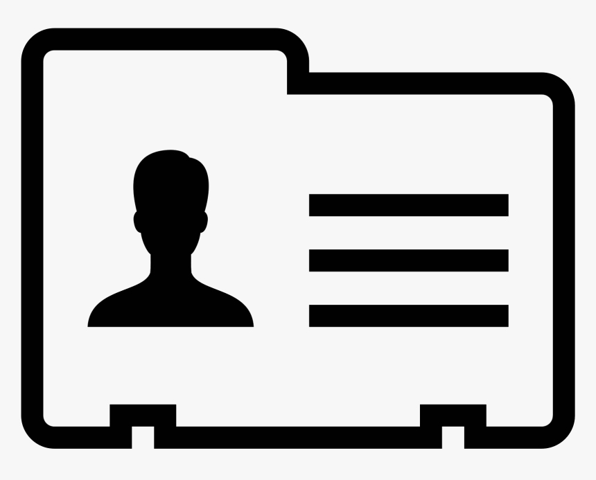 Contacts Icon Vector Png Transparent Png , Png Download - Contact Icon Png, Png Download, Free Download