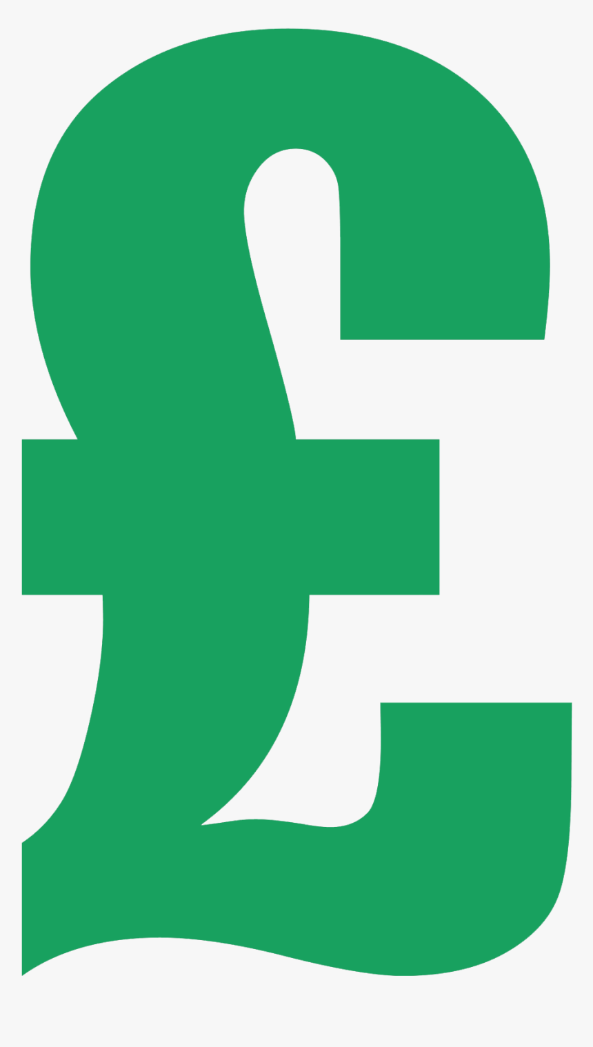 Transparent Pound Sign Png - Green Pound Sign, Png Download, Free Download