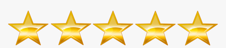 Rating Star Transparent Png - 5 Star Rating Transparent Background, Png Download, Free Download