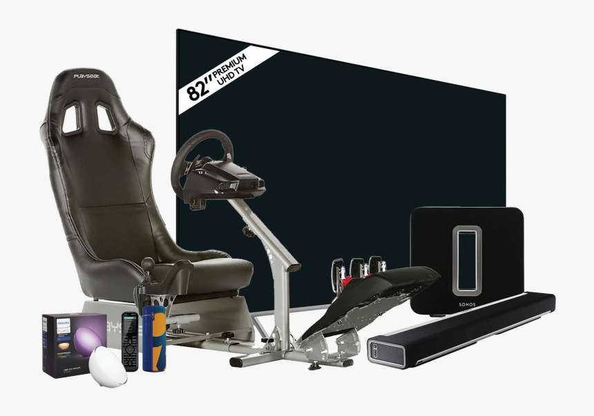 Playseat Revolution, HD Png Download, Free Download