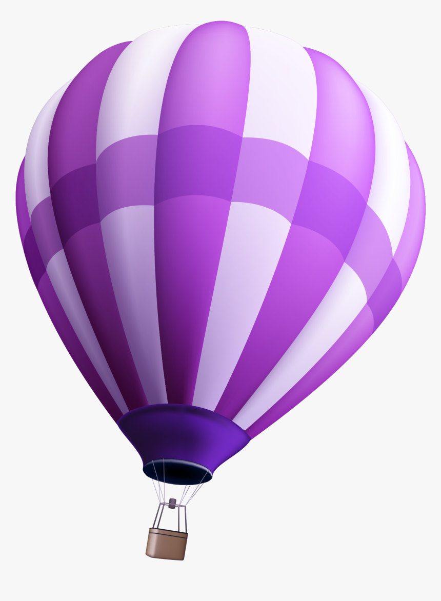 Hot Air Balloon Png, Transparent Png, Free Download