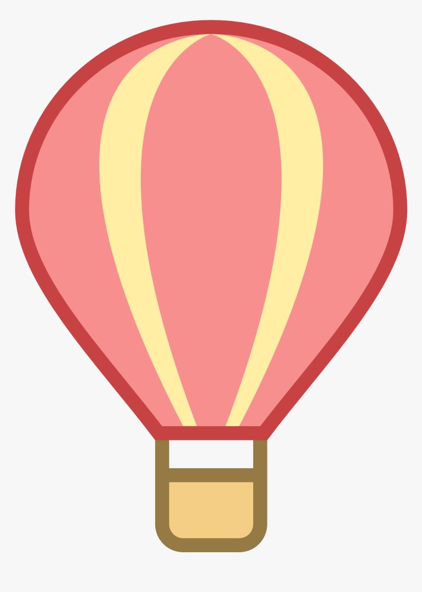 Hot Air Balloon Clipart - Hot Air Balloon Vector Free Download, HD Png Download, Free Download