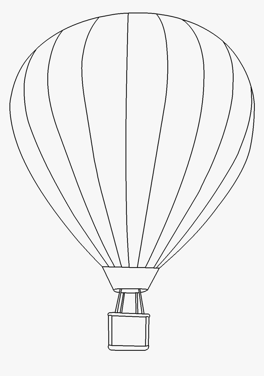 Transparent Hot Air Balloon Png - Hot Air Balloon, Png Download, Free Download