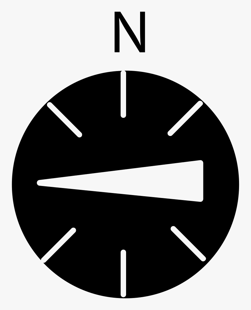 Compass Pointing West Svg Png Icon Free Download - Social Media Page Optimization, Transparent Png, Free Download