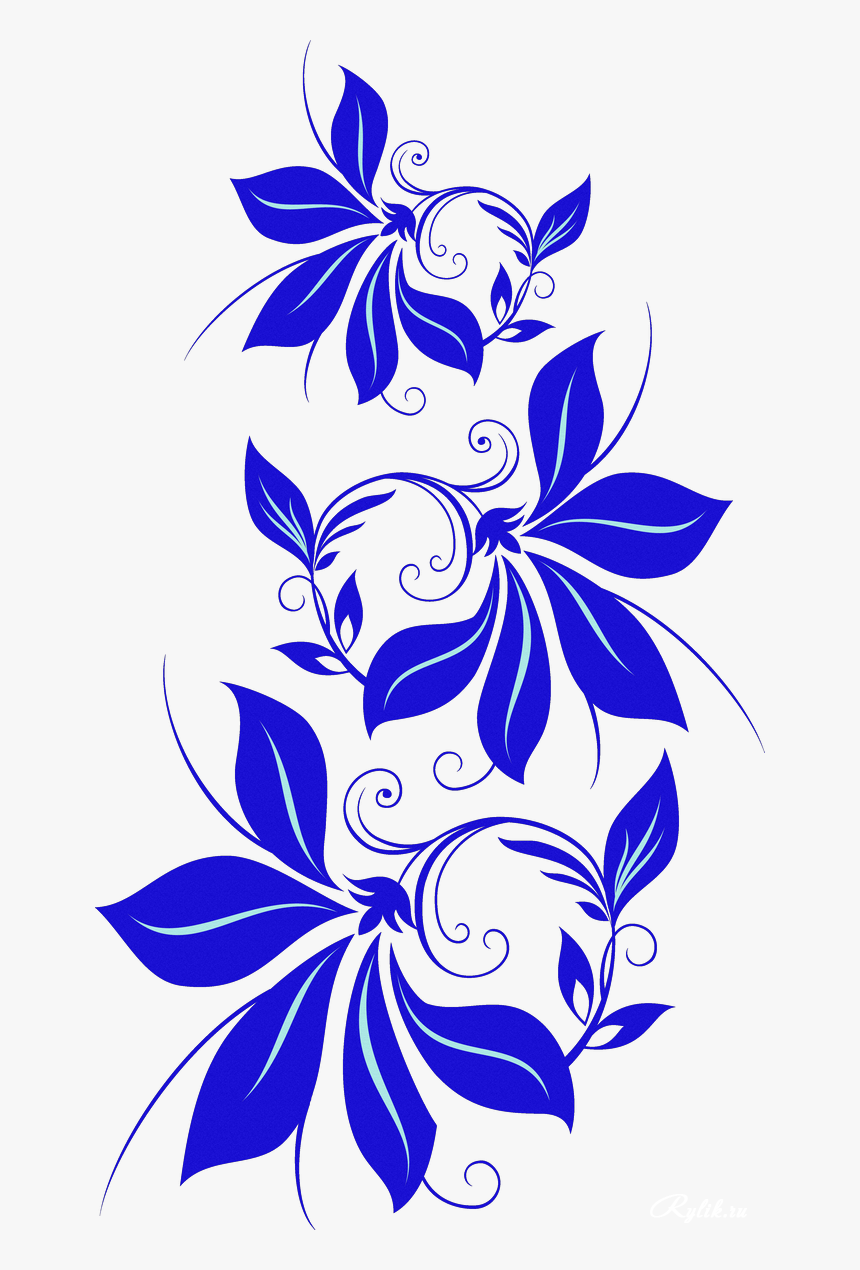 Decorative Element Png High-quality Image - Corel Draw Clipart Floral, Transparent Png, Free Download