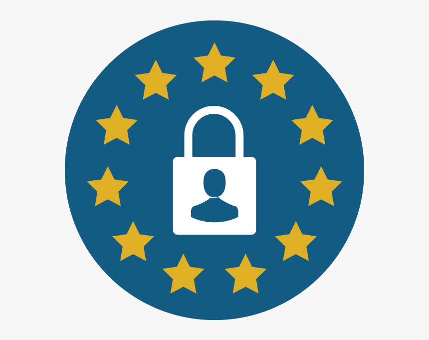 Gdpr Banner Featured Image - Europe Flag Icon, HD Png Download - kindpng