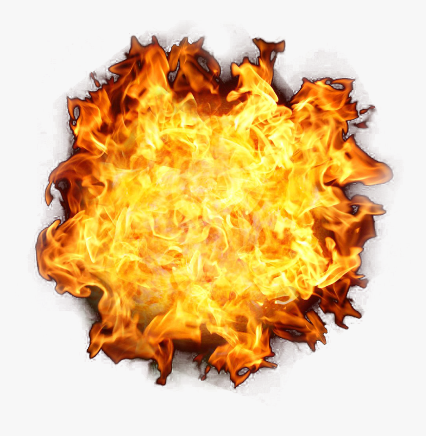 Fire Ball - Transparent Background Fire Png, Png Download, Free Download