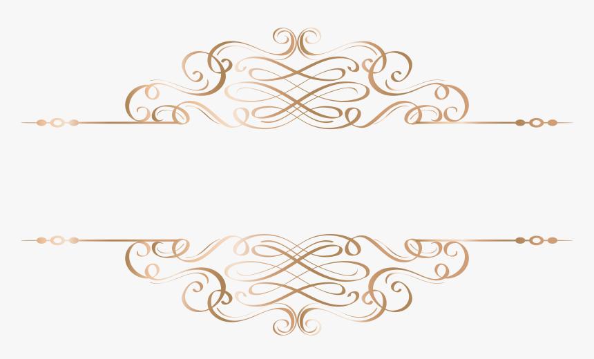 Deco Clipart Elements - Art Deco Elements Png, Transparent Png, Free Download