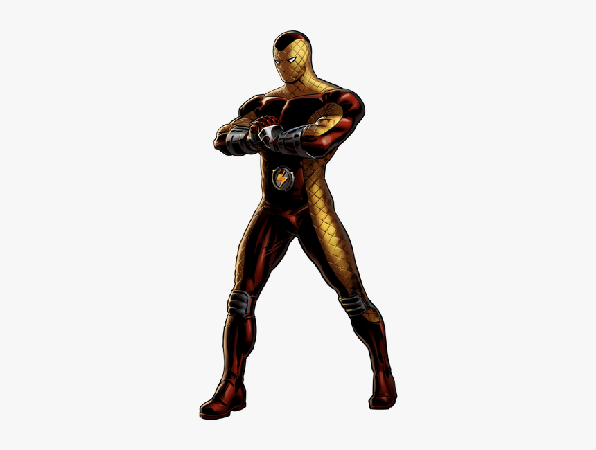 Herman Schultz - Shocker Marvel Png, Transparent Png, Free Download