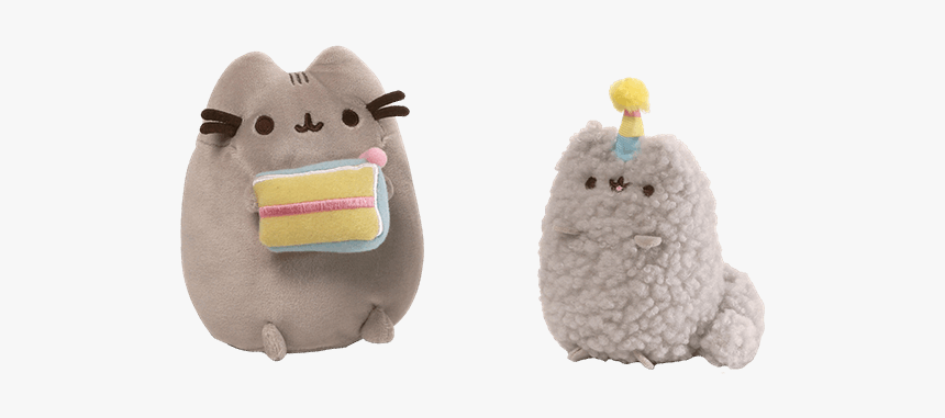 Pusheen And Stormy Plush, HD Png Download, Free Download