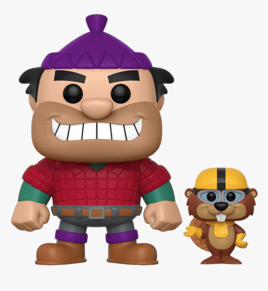 Rufus Ruffcut And Sawtooth Funko Pop - Funko Pop Up Shop, HD Png Download, Free Download