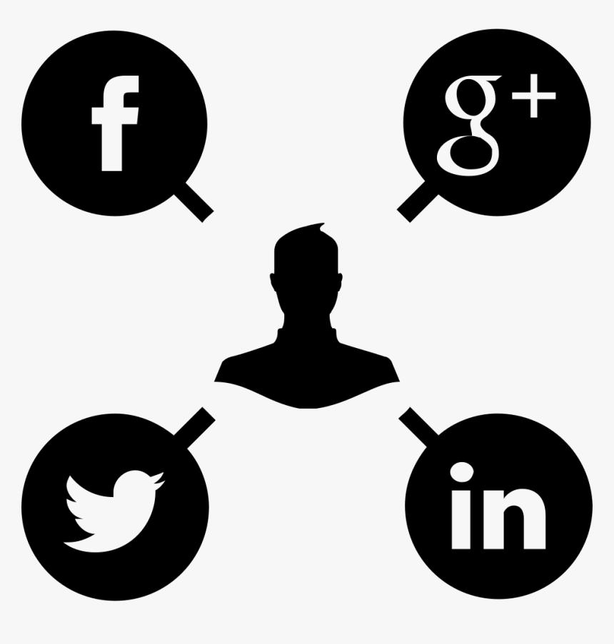 Social Media Campaign - Social Media Platform Icon, HD Png Download, Free Download