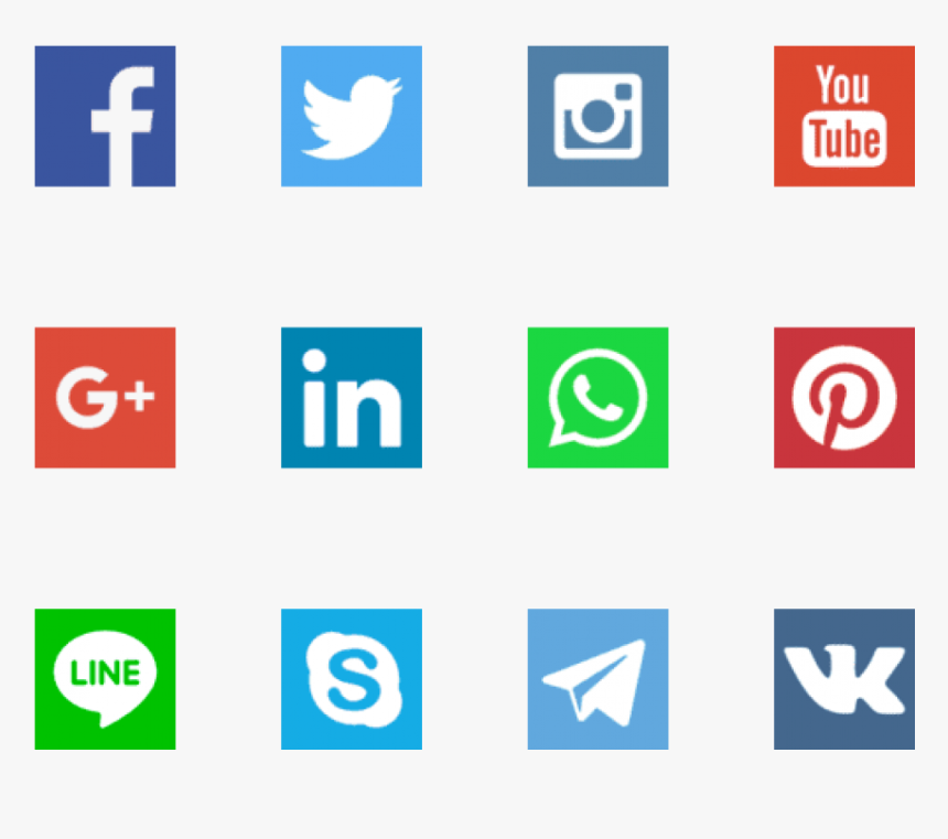 Transparent Kind Clipart - Social Media Png, Png Download, Free Download