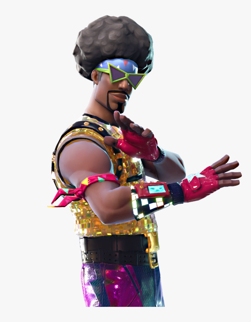 Fortnite Clipart Character - Fortnite Funk Ops Png, Transparent Png, Free Download