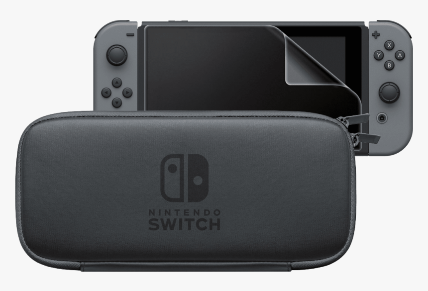 Nintendo Switch Carrying Case & Screen Protector - Farming Simulator 2019 Nintendo Switch, HD Png Download, Free Download