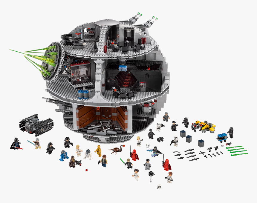 Lego Ucs Death Star, HD Png Download, Free Download