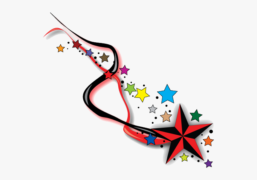 Tattoos High Quality Photos - 3 Star Tattoo Png, Transparent Png, Free Download