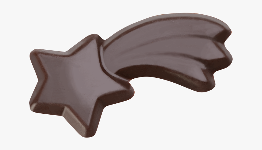 "Decor ""shooting Star - Chocolate Shooting Star, HD Png Download, Free Download"