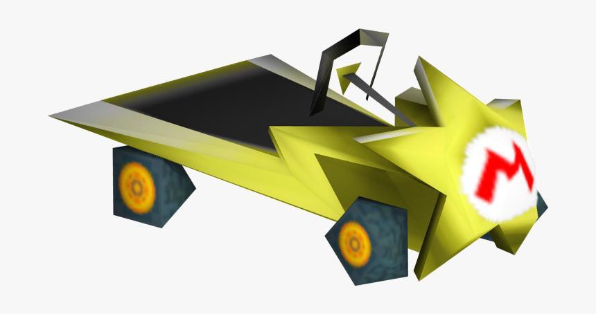 Mario Kart Ds Shooting Star, HD Png Download, Free Download