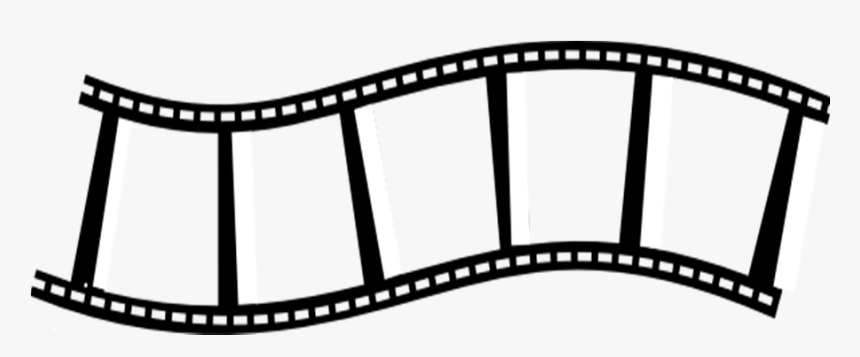 Photographic Film Reel Clip Art - Transparent Background Film Strip Png, Png Download, Free Download