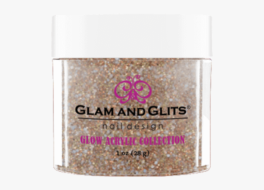 Glam And Glits Acrylic Nail Powder Color Blend Collection, HD Png Download, Free Download