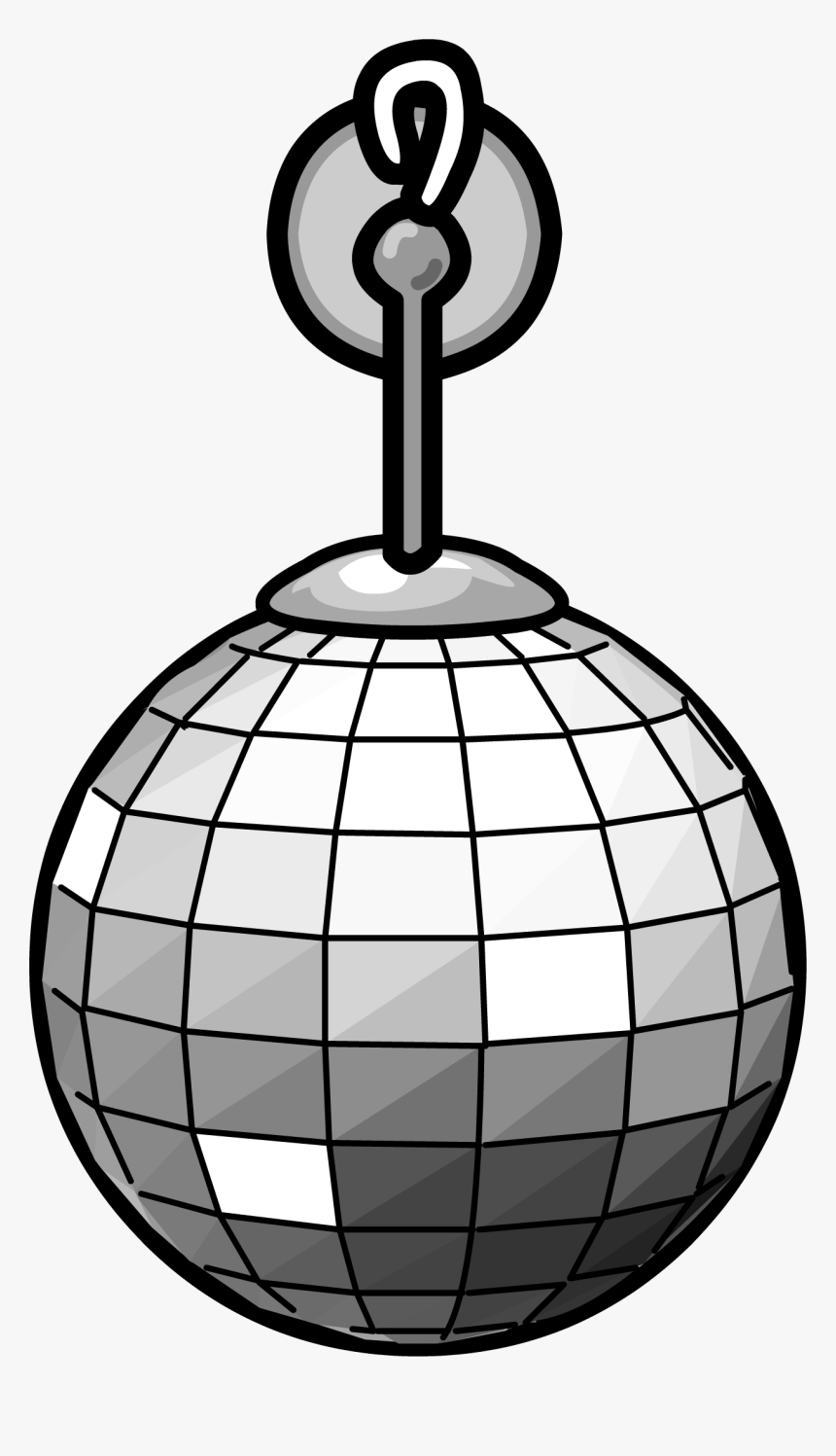 Transparent Disco Ball Clipart - Clipart Disco Ball, HD Png Download, Free Download