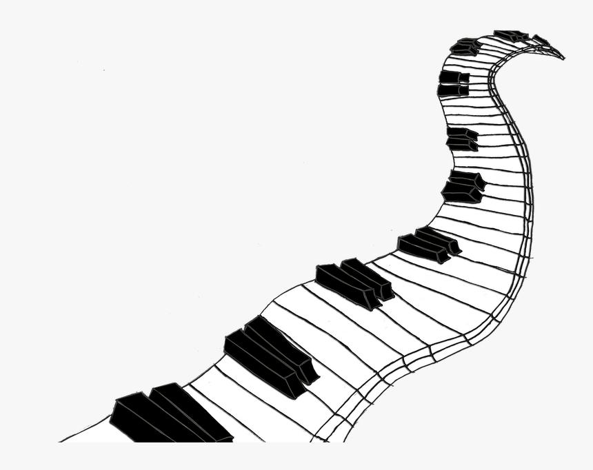 Piano Musical Keyboard Musical Instruments Piano Keys Drawing Png Transparent Png Kindpng