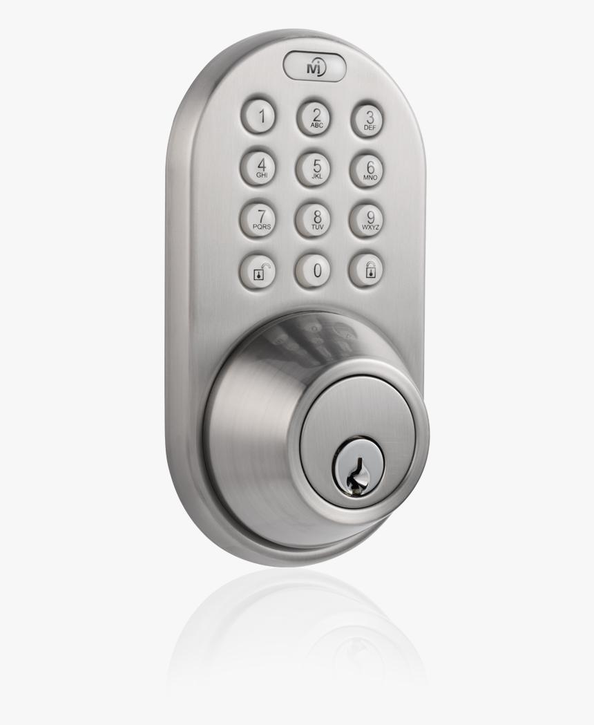 Keypad Door Lock Png, Transparent Png, Free Download