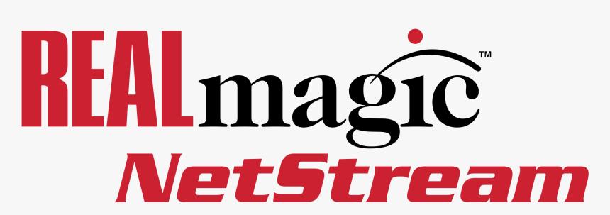 Real Magic Netstream Logo Png Transparent - Symbol Mattress, Png Download, Free Download