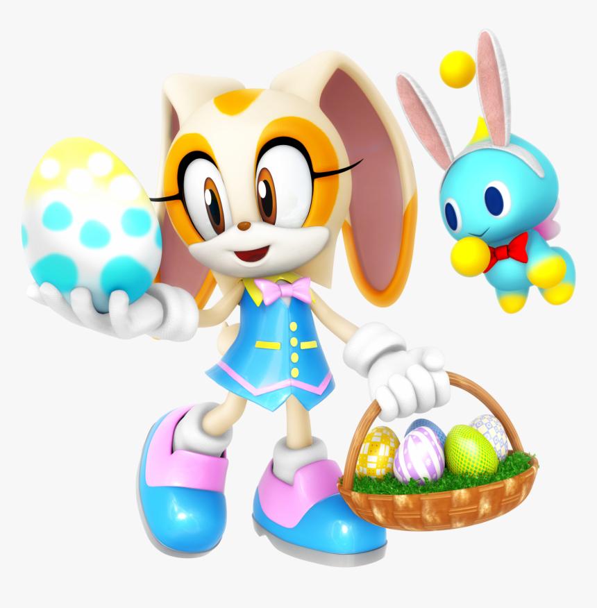 Easter Sonic The Hedgehog Png Cream Sonic The Hedgehog Transparent Png Kindpng