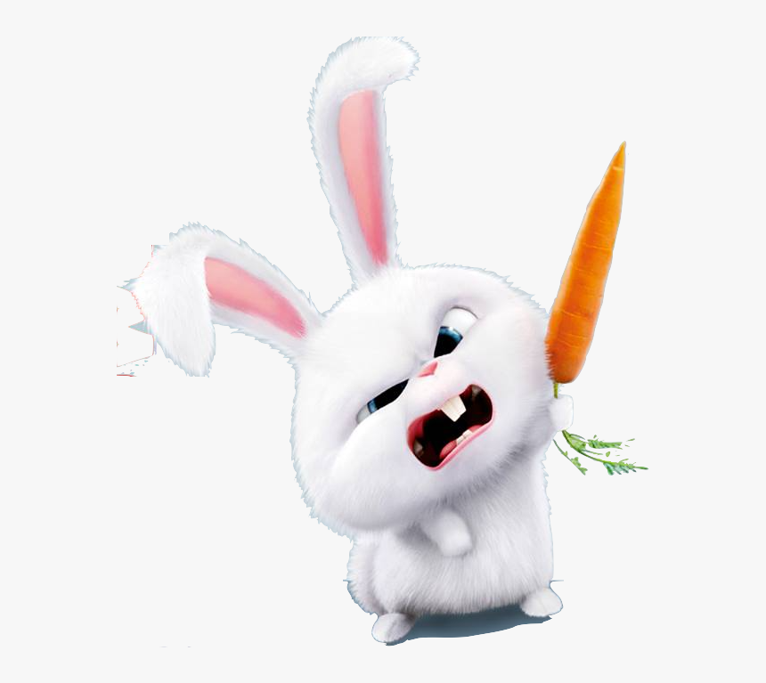 Bunny Png Photos - Bunny Angry Snowball Secret Life Of Pets, Transparent Png, Free Download