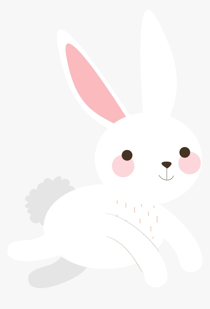 Rabbit Png Transparent Free - Domestic Rabbit, Png Download, Free Download