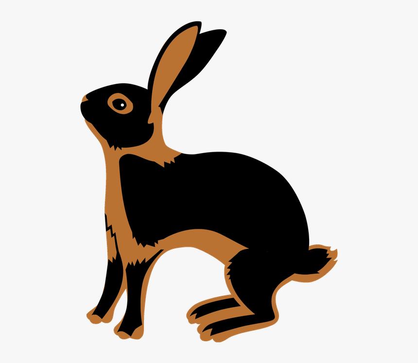 Kazakhstan Clipart Bunny - Domestic Rabbit, HD Png Download, Free Download
