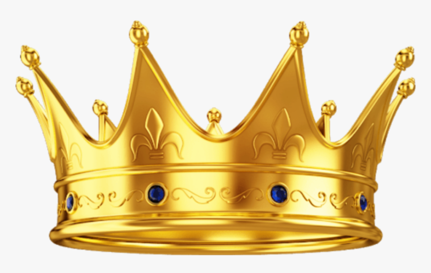 #crown #corona #gold #oro #golden #dorado #king #rey - Crown Of Mama Mary, HD Png Download, Free Download
