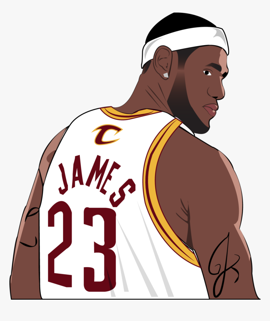 Transparent Lebron James Heat Png Illustration Png Download Kindpng