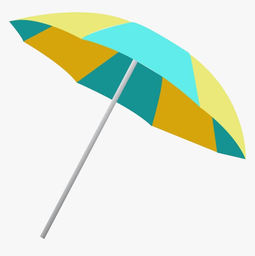 Umbrella Png Transparent Background - Beach Umbrella Vector Png, Png Download, Free Download