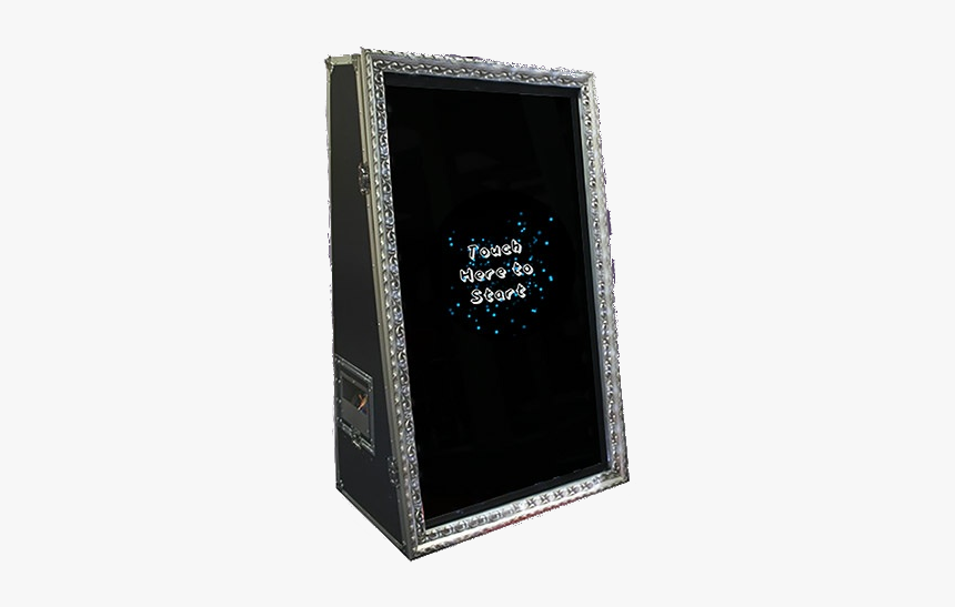 Magic Mirror Photobooth Hire - Picture Frame, HD Png Download, Free Download