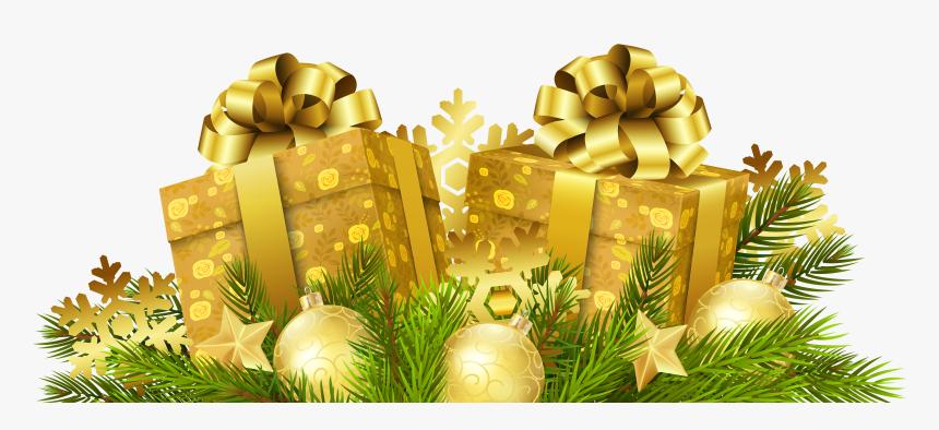 Christmas Gifts Decoration Transparent Png Clip Art Transparent Background Christmas Gift Png Png Download Kindpng