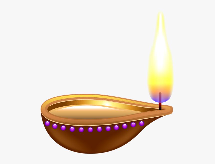 Deepak Diya Light Png Image Background - Diya Diwali Png, Transparent Png, Free Download