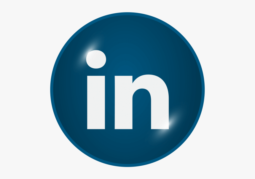 Linkedin Glossy Icon Png Image Free Download Searchpng