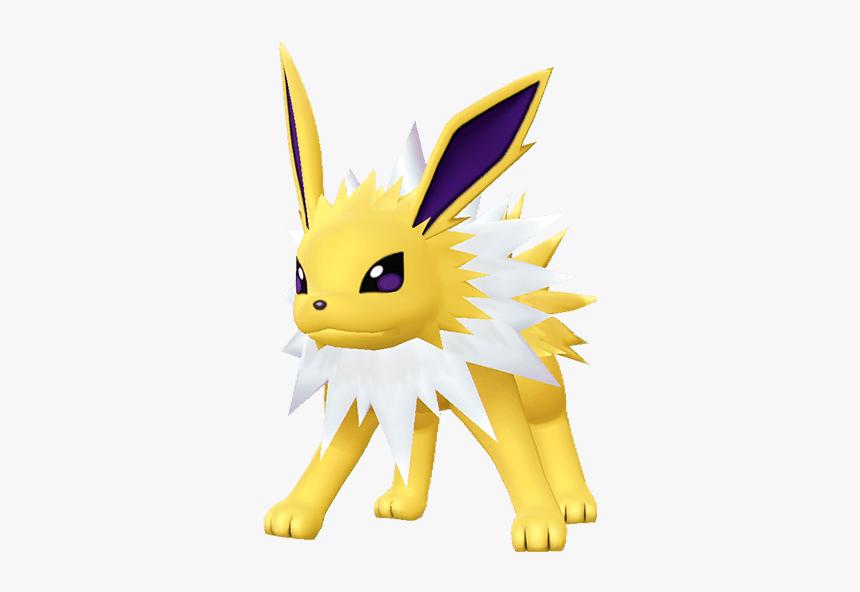 Jolteon - Jolteon Pokemon Go Png, Transparent Png, Free Download