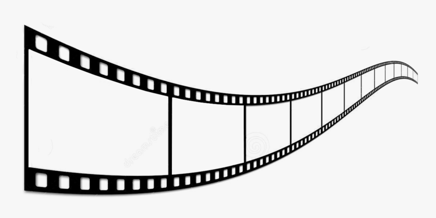 66069 - Transparent Background Film Strip Png, Png Download, Free Download