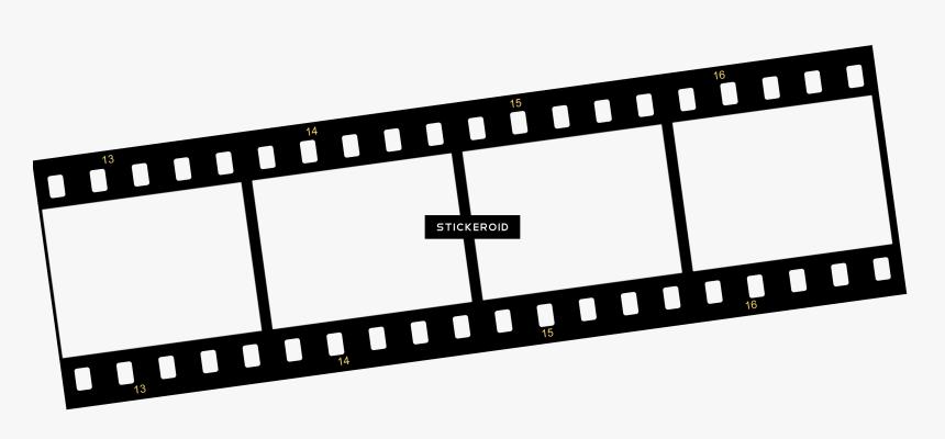 Filmstrip Clipart , Png Download - Transparent Background Film Strip Png, Png Download, Free Download