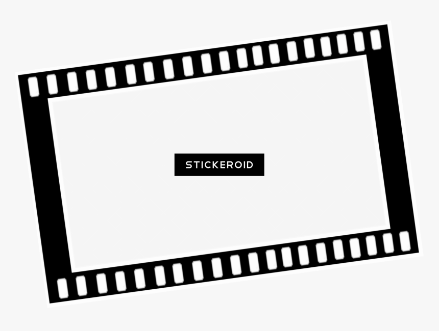 Film Strip Frame Png , Png Download - Film Strip Png, Transparent Png, Free Download