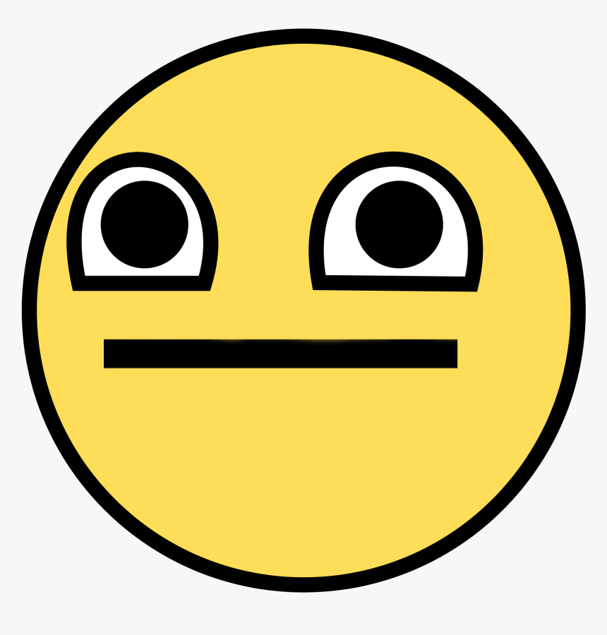 Smiley Emoticon Surprise - Awesome Smiley Face Png 1, Transparent Png, Free Download