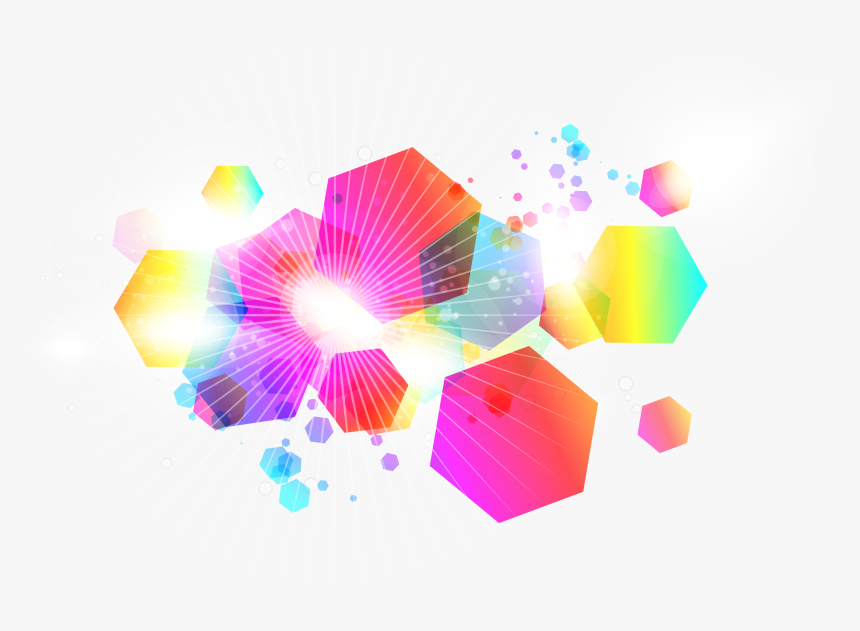 Vector Colors Colorful - Vector Background Logo Png, Transparent Png, Free Download
